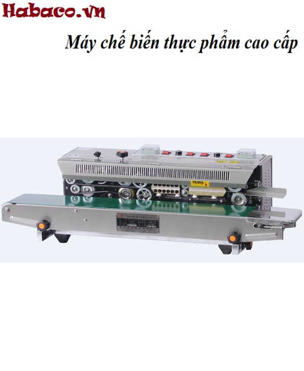 Máy hàn miệng túi FRM980 1