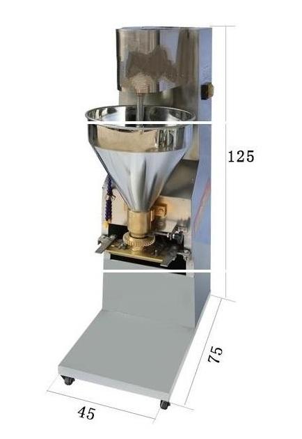 Máy xay tạo viên giò thịt SW 280 215
