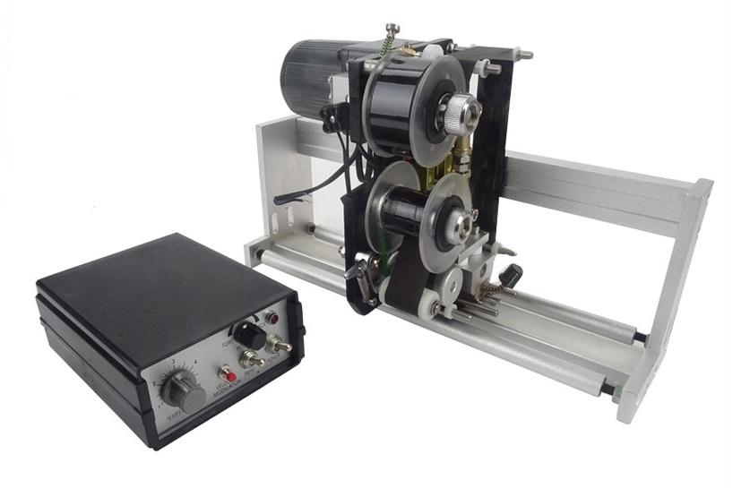 Máy indate gắn trên máy đóng gói 6019