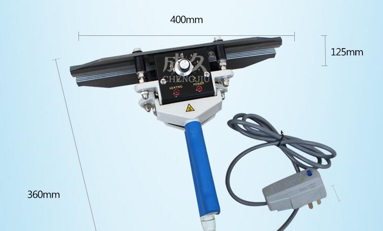 Máy hàn miệng túi kẹp tay FKR 400
